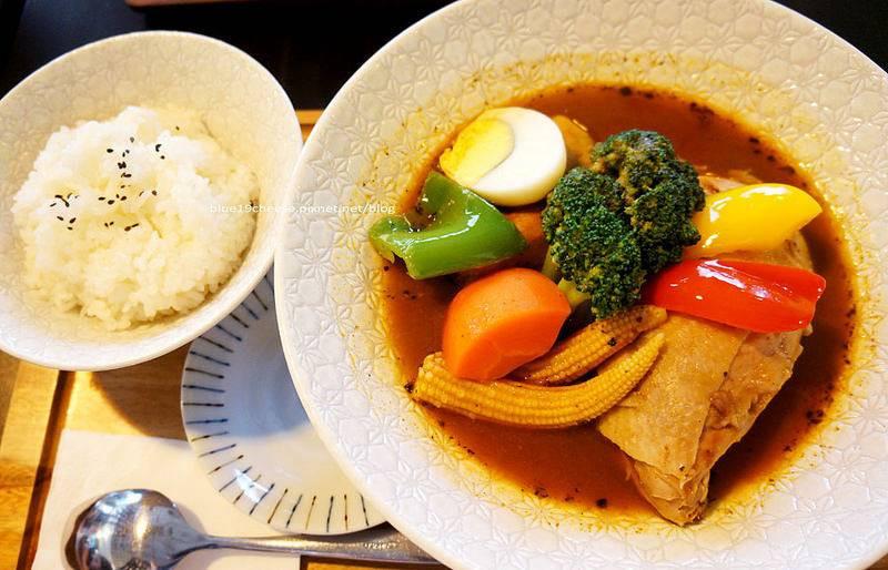 台中市西區 心湯咖哩