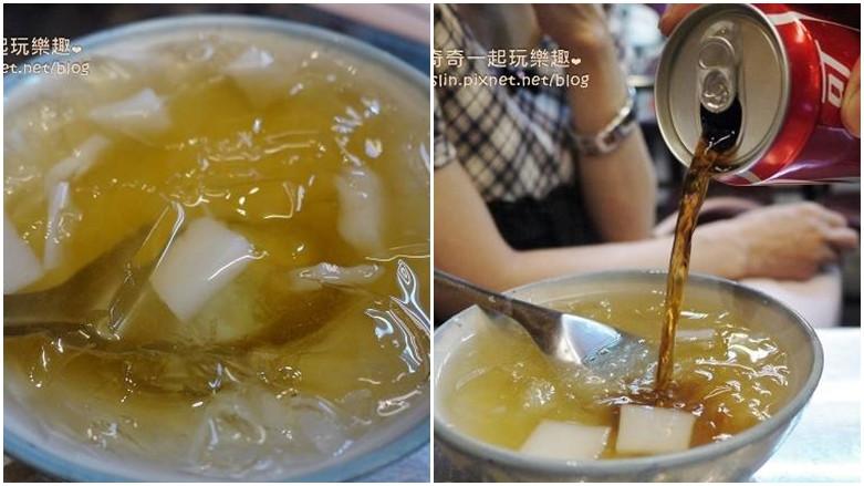 台南市中西區 清水堂 檸檬愛玉冰