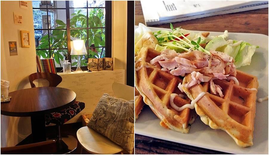 台中市西區 Deer Café迷鹿咖啡