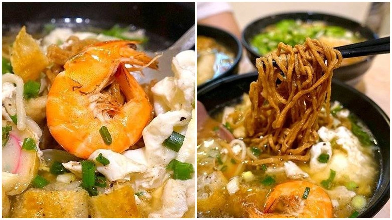 台南市中西區 小豆豆鍋燒意麵