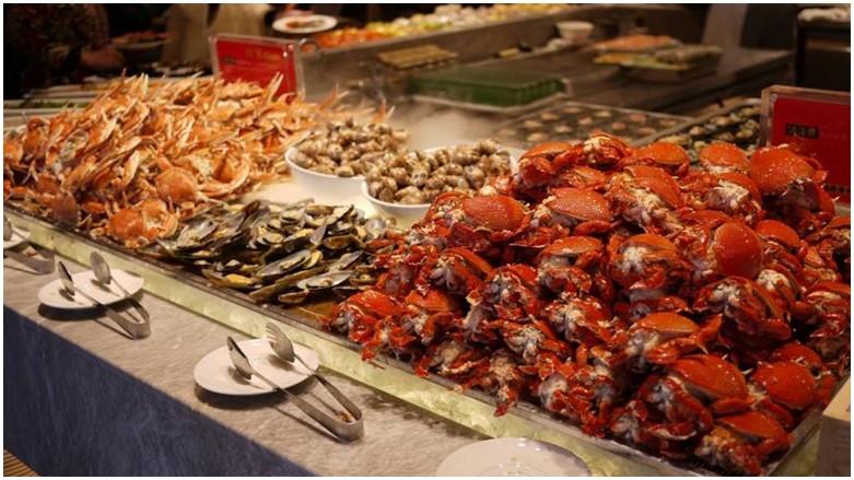 台北市大安區 漢來海港自助餐廳 (台北敦化店)