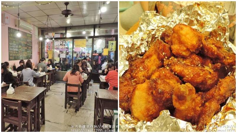 台中市西屯區 朴大哥的韓式炸雞 (文華店)