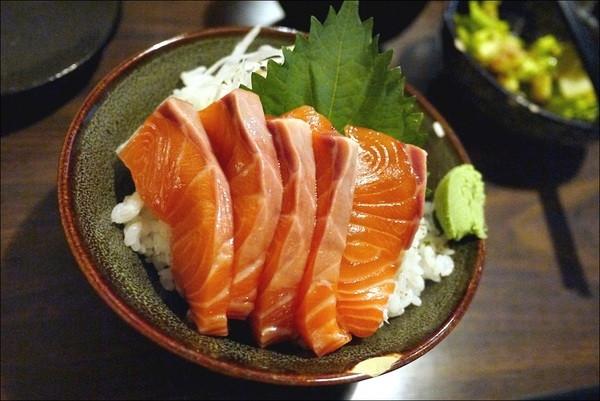 台北市中正區 古亭魚壽司