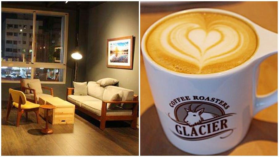 台中市西屯區 Glacier Coffee Roasters 冰河咖啡