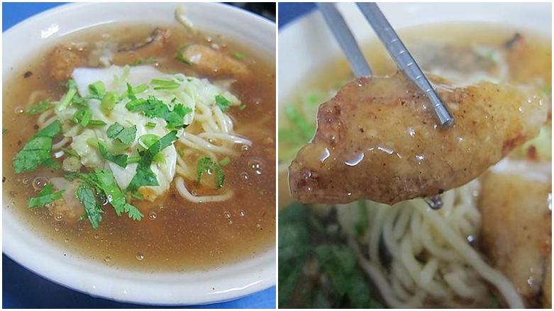 台南市中西區 阿川紅燒魚土魠魚羹