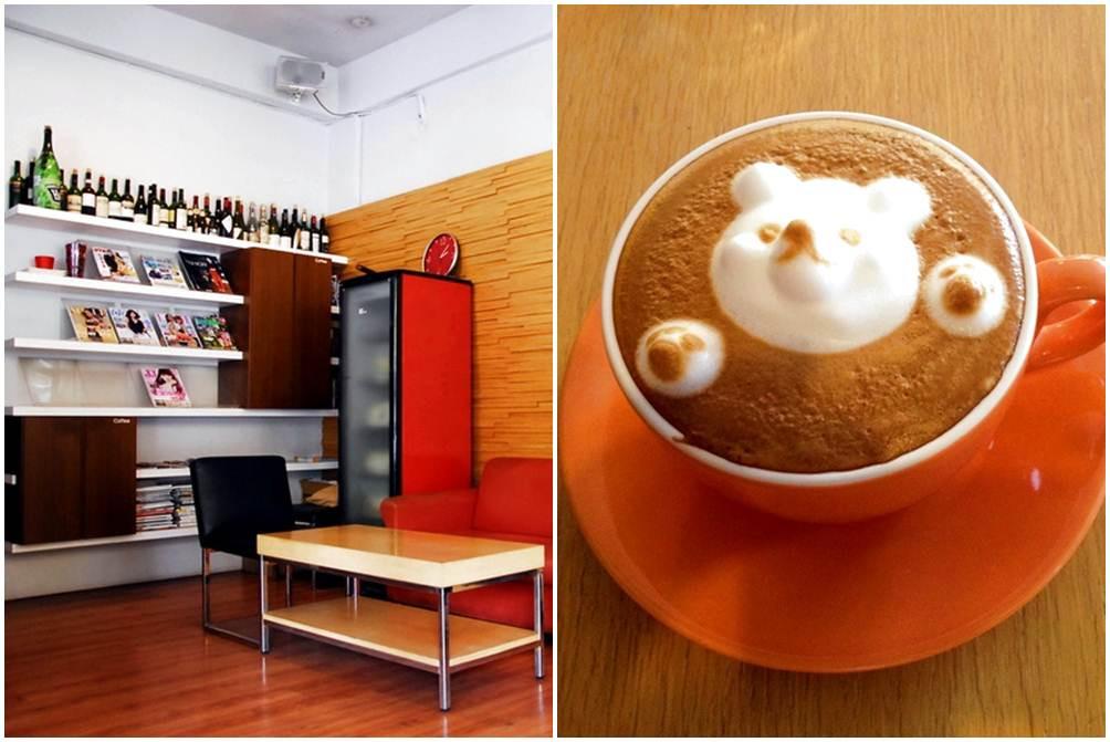 台中市西區 52 Café