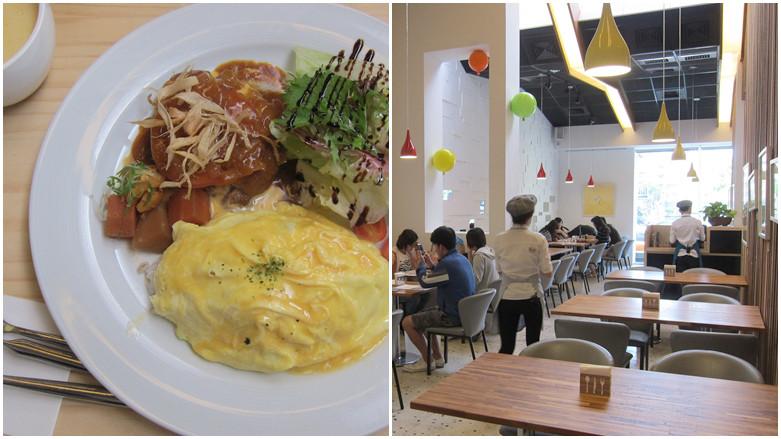 台中市南屯區 青木和洋食彩AOKI