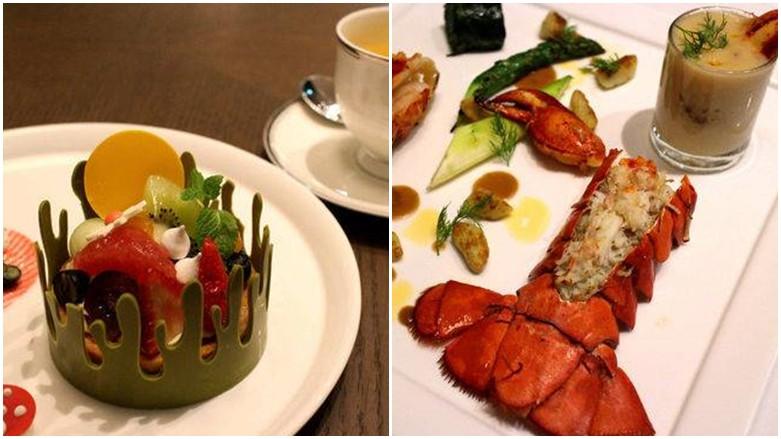 台北市中山區 台北萬豪酒店 Garden Kitchen