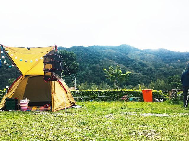 桃園市復興區 泰雅秘境露營區