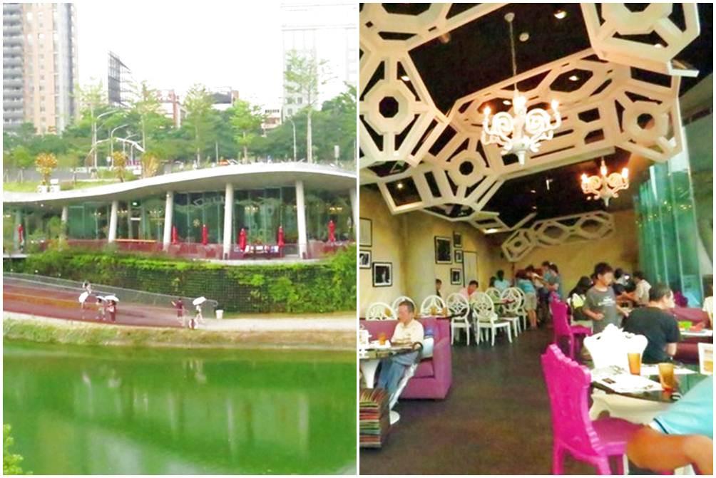 台中市西屯區 幸福小水舞