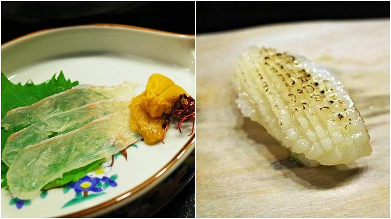 台北市大安區 牛二壽司 割烹