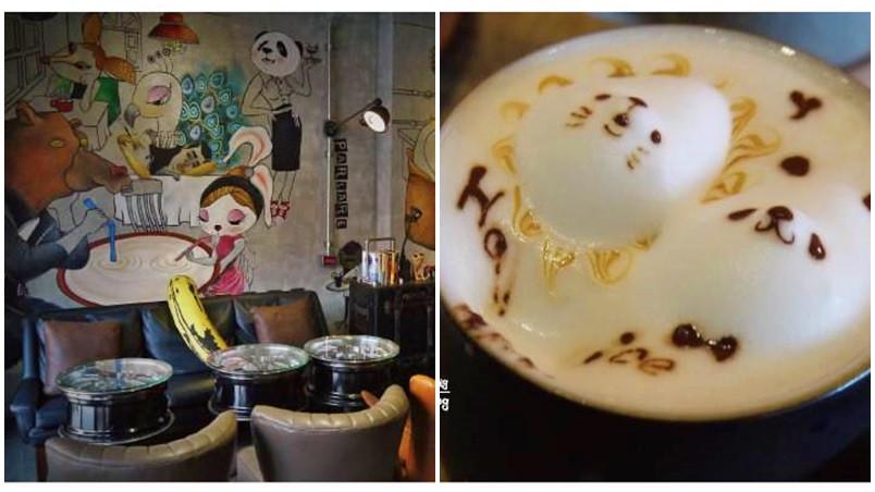 高雄市鳳山區 Parlare coffee 怕喇咧咖啡