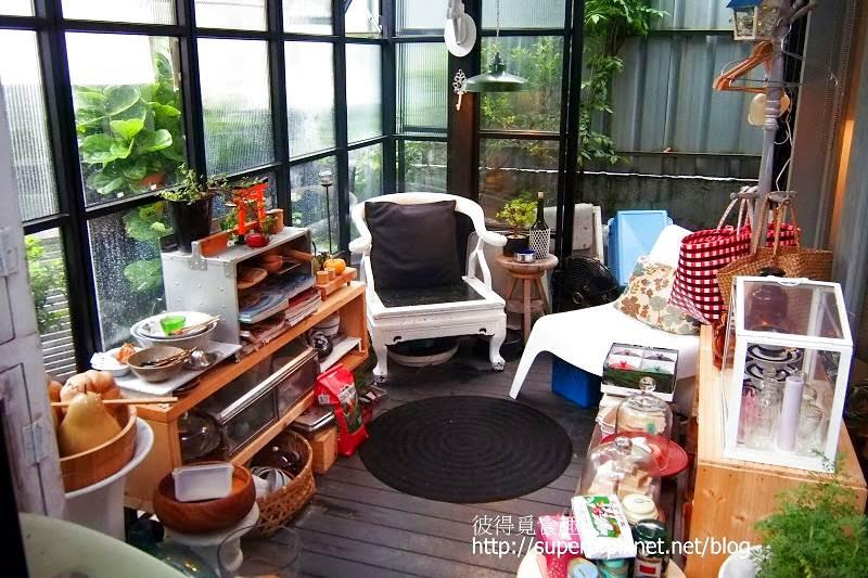 台北市大安區 屋頂上的貓私廚