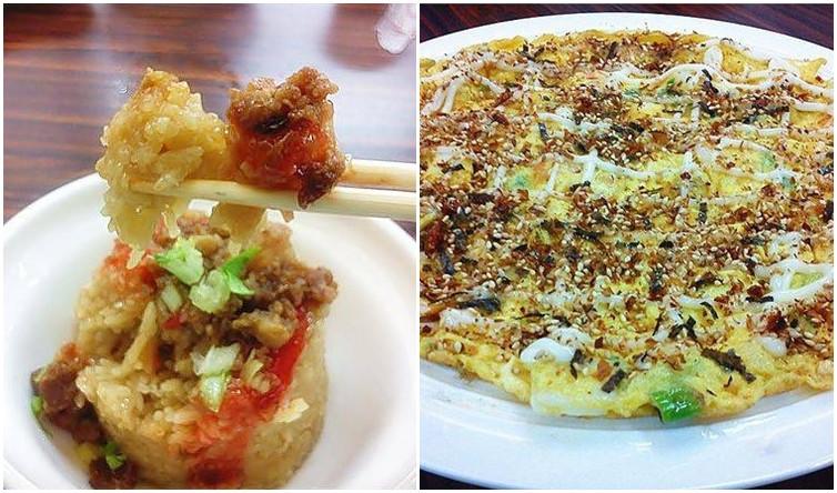 彰化縣鹿港鎮 阿波師排骨酥麵.現炒料理
