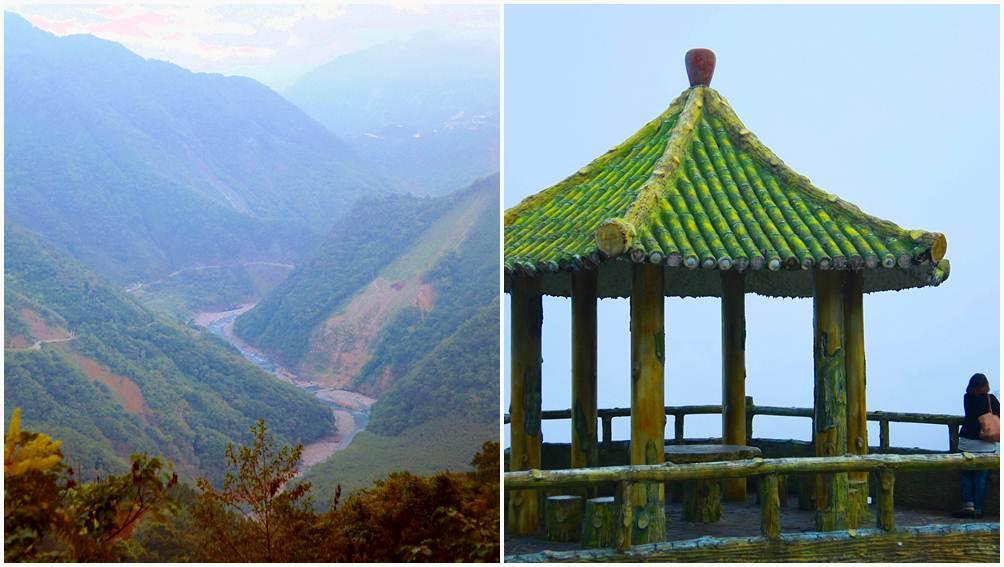 新竹縣尖石鄉 宇老觀景台
