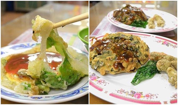 彰化縣鹿港鎮 松榮蚵仔煎海產
