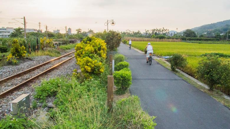 彰化縣二水鄉 二水自行車道