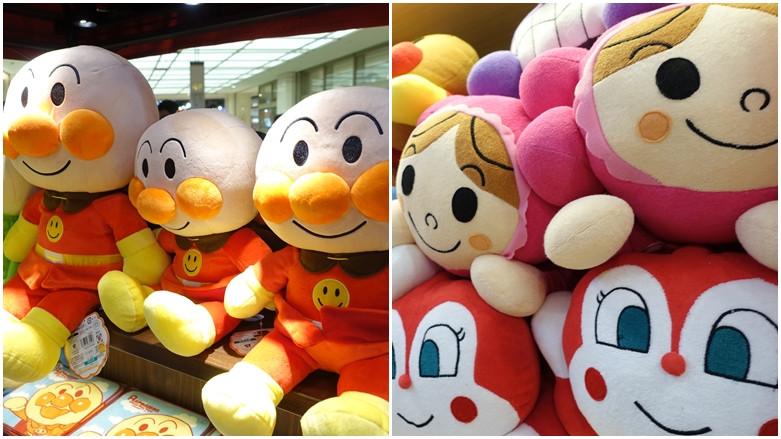 台北市信義區 麵包超人館 台北(ANPANMAN Official Shop Taipei)
