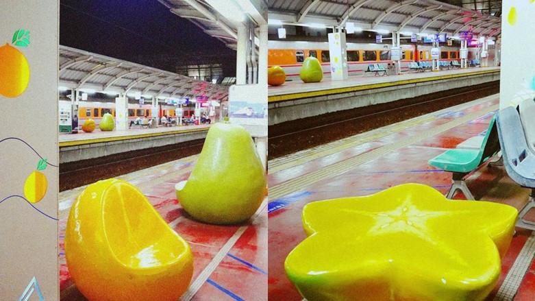 雲林縣斗南鎮 斗六車站