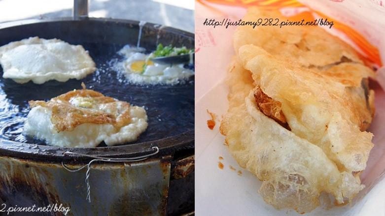 宜蘭縣頭城鎮 阿公蔥油餅