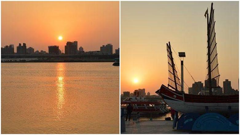 台北市大同區 藍色公路大稻埕碼頭