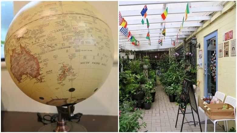 台北市大安區 流浪ING旅遊書店