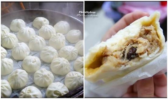 彰化縣鹿港鎮 老龍師肉包 (三民總店)