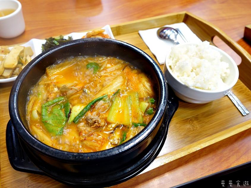 【新北新店】韩味馆 韩式家庭料理图片