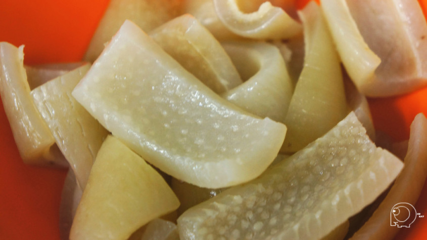 乾元汤怎么喝_老k喜欢再软一些 汤米苔目小碗(30元) 老k没有点乾米苔目而点乾油面的