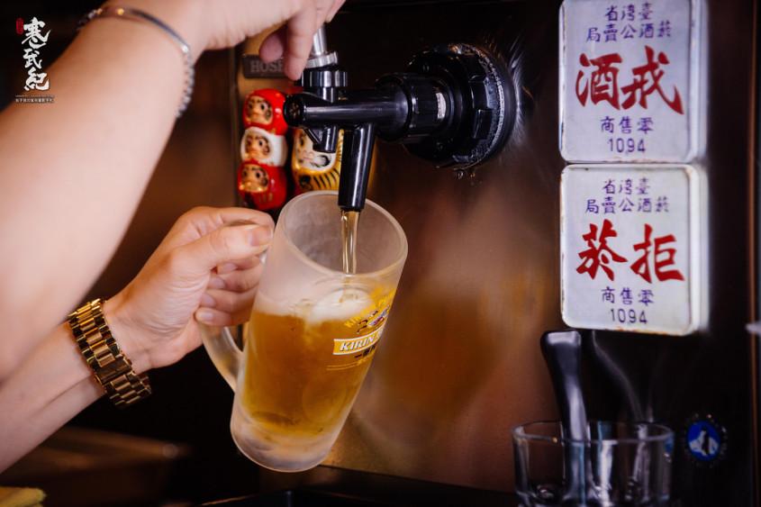 包子爸最爱的麒麟顶级生啤酒,一杯特价99元!