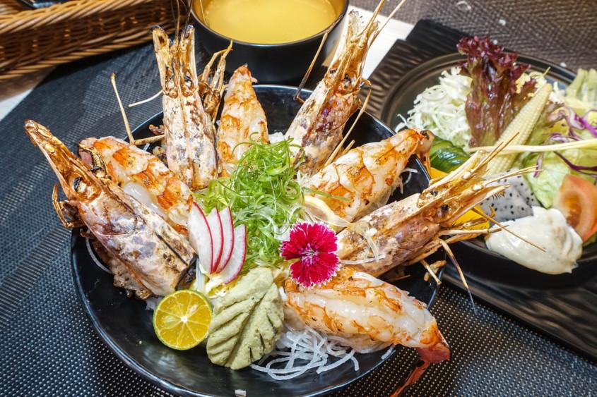 ��Ӟ�G�v_台中美食 | 鯣口鲜板前料理 家乐福丰原店 以台湾的食材 推出季节限定