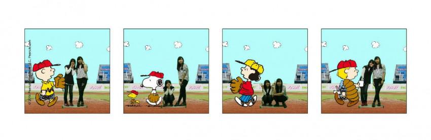 史努比,史努比展,花生漫畫65周年,史努比台北場,花生漫畫,史努比ubike