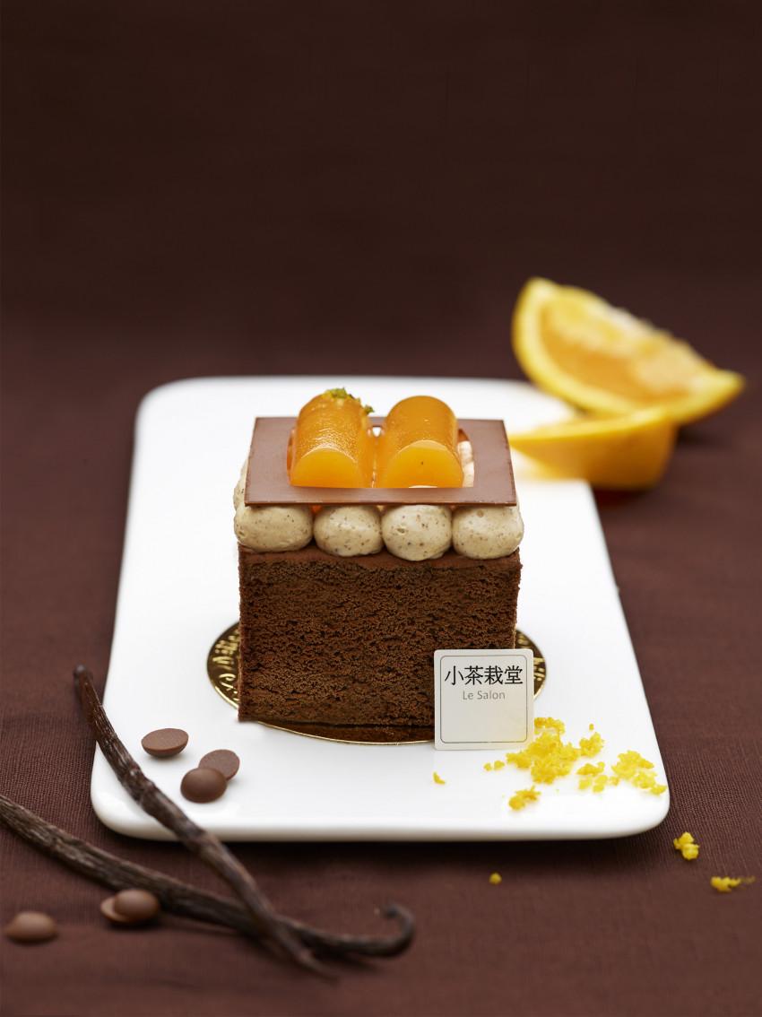小茶栽堂暖秋法式甜点飨宴新上市 浓情巧克力×浪漫茶图片