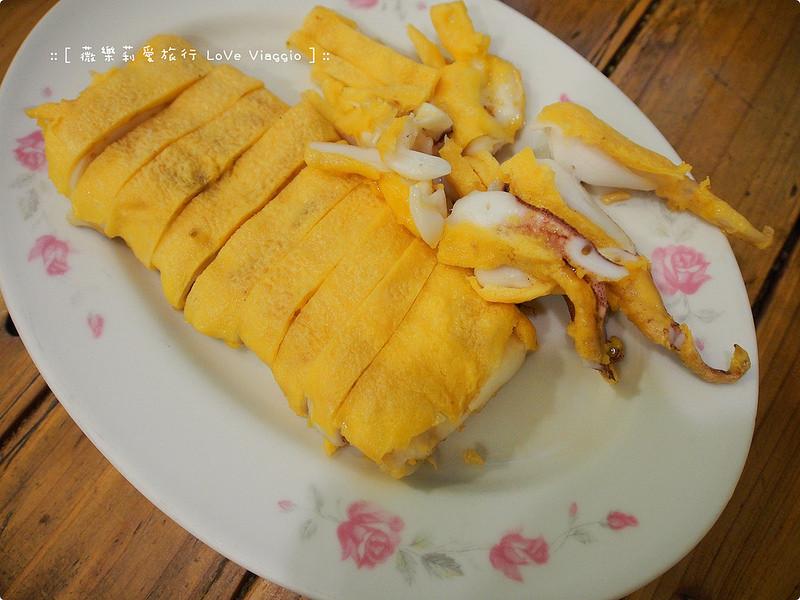 【台南】特色美食蛋烤小卷隱藏蜿蜒巷弄內的松仔腳海鮮燒烤店 ...