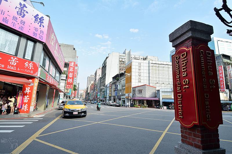 大稻埕提案文创美食散步专家:林三益景点笔墨南湖台湾惠州美食街图片