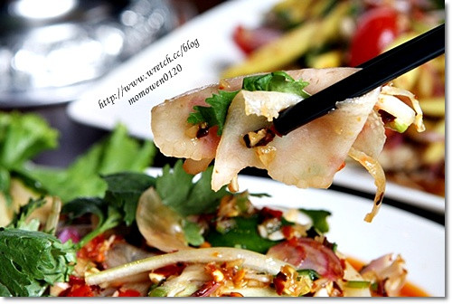 【2011.09.24【食記:高雄】泰航- 平價泰式料理】 - WalkerLand ...