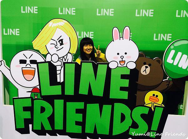 【旅游】展览│ 独家!看展秘笈大公开!line friends互动乐园图片