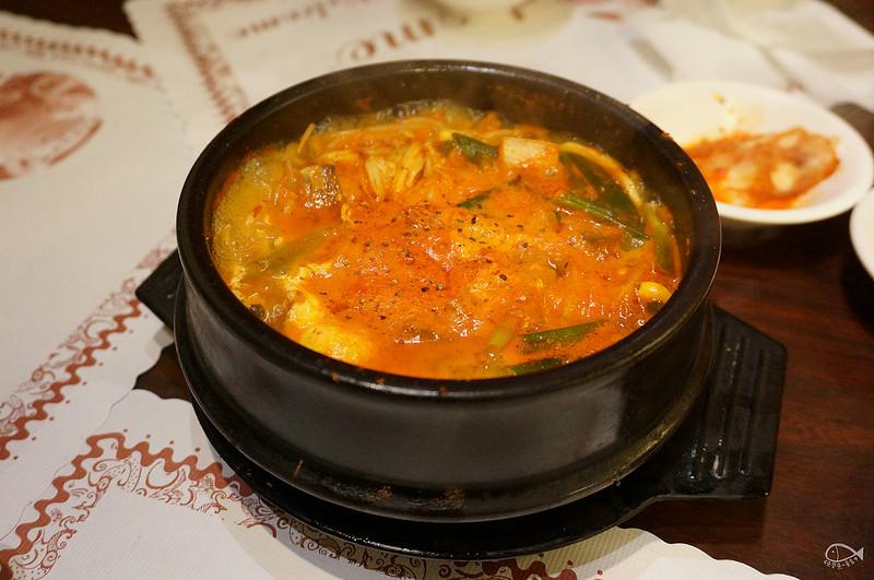 【公馆】★韩庭州★平价美味的韩式料理|春川炒鸡 石锅拌饭 韩国 公馆图片