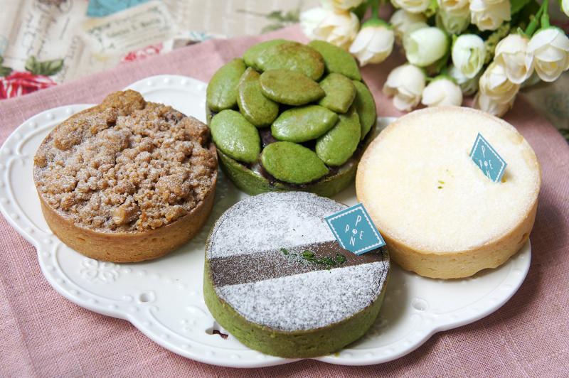 宅配美食「ponpie 澎派」手工甜点礼盒│下午茶甜点控