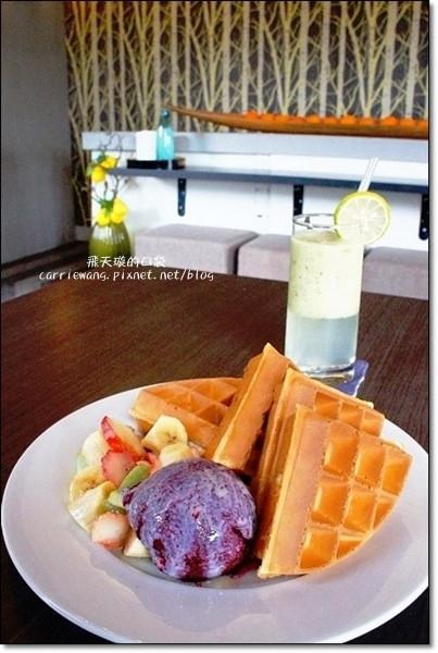 【台中下午茶】麋路咖啡輕食坊. - WalkerLand 窩客島