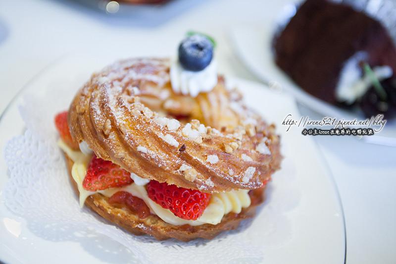 【台南】偽貴婦的法式甜點茶沙龍.De Canelé 露露麗麗 ...