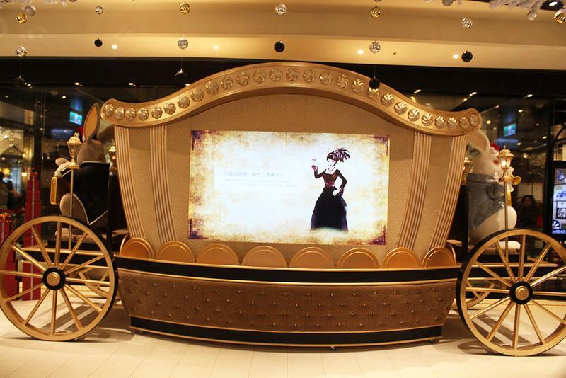 台北景点//att 4 fun甜蜜王国.走入爱丽丝的甜点世界图片