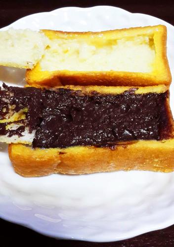 口袋吐司:【羽諾食記】藏身在饒河夜市的超美味口袋吐司