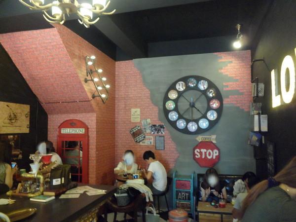 下午茶】love peace cafe ☆ 手工造型卡通马卡龙 ☆ 甜而不腻多种图片