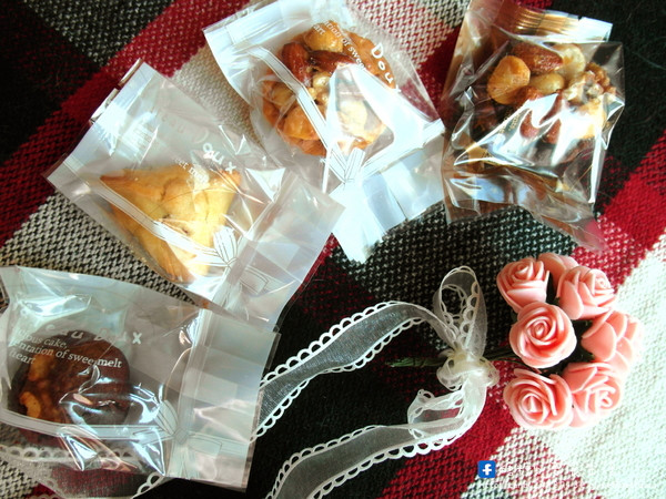 〖宅配│团购〗一点甜豆塔喜饼v团购~夏威夷豆塔,料多香脆,美食味美网口感石家庄长安区美食图片