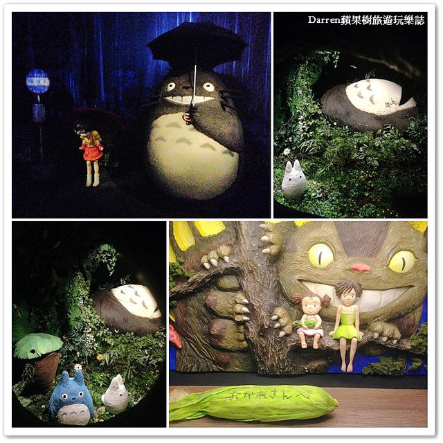 直击宫崎骏动画龙猫 神隐少女 天空之城等9大经典动画场景 今夏必访