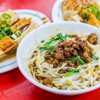 生活小食-【新北市-三峽美食】三峽公有市場-香噴噴的阿香麵店