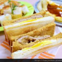 台中市美食 攤販 台式小吃 謝氏早點豆花 照片