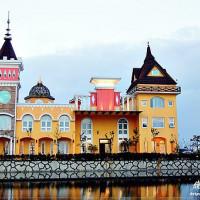 宜蘭縣休閒旅遊 住宿 民宿 Jane 橙堡 照片