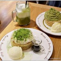 台北市美食 餐廳 飲料、甜品 九州鬆餅咖啡 Kyushu Pancake (台北松菸店) 照片